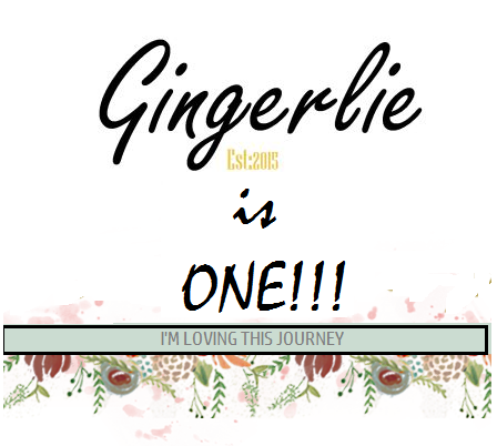 Gingerlie is one