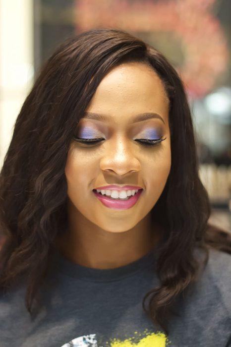 Make up by @zizibella