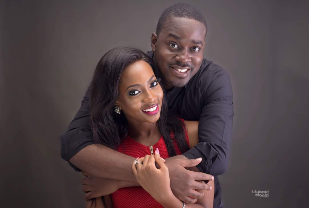 Sola Idowu and Modupe Sowunmi