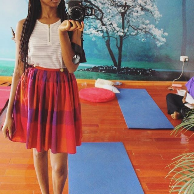 O lifestyle yoga studio in abuja